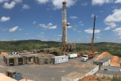 Geowellex on location in Brazil