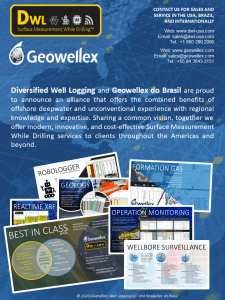Geowellex and Diversified Well Logging Alliance