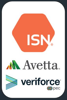 DWL proud members of ISN Avetta and Veriforce